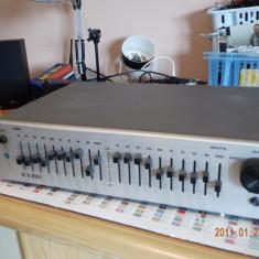 Egalizator audio - Amplificator audio