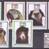 Bulgaria 2008 - Fauna, serie neuzata