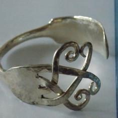 Bratara argint vintage masiv -2775X