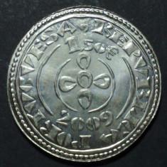 Portugalia 1, 5 euro 2009 UNC, Europa
