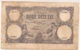ROMANIA 20 LEI IANUARIE 1929 U