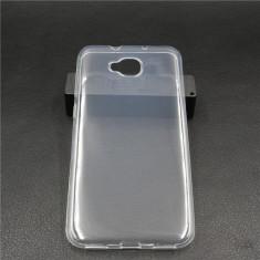 Husa silicon 0,3mm cu protectie la camera pt Asus Zenfone 4 Selfie ZD553KL
