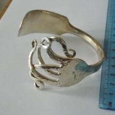 Bratara argint vintage masiva -2759x