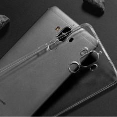 Husa silicon 0.3mm cu protectie la camera pentru Huawei Mate 10 Pro - Husa Telefon, Transparent