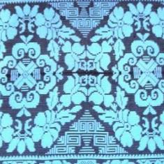 MACAT TRADITIONAL DIN LANA 100 TESUT LA RAZBOI ANII 1900! - Carpeta