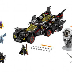 LEGO Batman Movie - Batmobilul suprem 70917