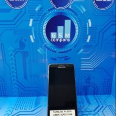 Samsung A3 2016 A310F Black - Telefon Samsung, Neblocat, Single SIM, 1.5 GB