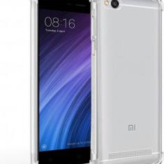 Husa protectie IMPORTGSM pentru Xiaomi Redmi 4A, Silicon, Capac Spate, Shockproof, Transparenta
