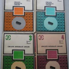Circuite Integrate Liniare - Manual De Utilizare Vol. 1+2+3+4 - seria practica