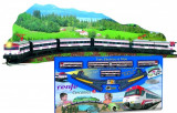 Trenulet electric calatori Cercanias RENFE cu peisaj, Seturi complete, Pequetren