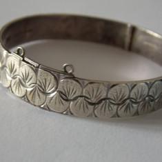 Bratara argint vintage -2756x