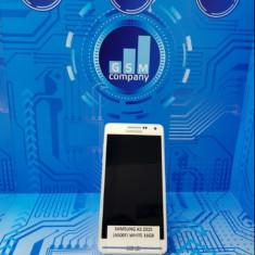 Samsung A5 2015 A500F WHITE FACTURA+GARANTIE Impecabil Accesorii - Telefon Samsung, Alb, Neblocat, Single SIM