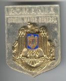 STATUL MAJOR GENERAL al FORTELOR TERESTRE - Medalie Militara