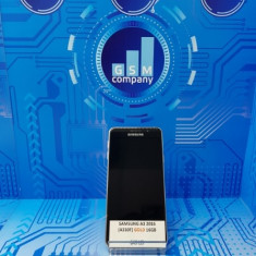 Samsung A3 2016 A310F Gold - Telefon Samsung, Neblocat, Single SIM, 1.5 GB