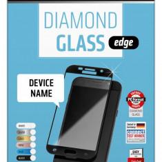 Folie MyScreen DiamondGlass Samsung S7 Negru - Folie de protectie
