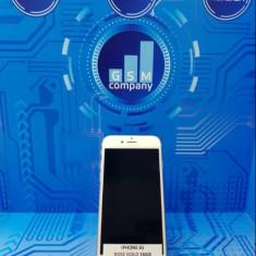 Iphone 6S Rose Gold 16GB FACTURA+GARANTIE Valabila 12 Luni Accesorii - Telefon iPhone Apple, Roz, Neblocat
