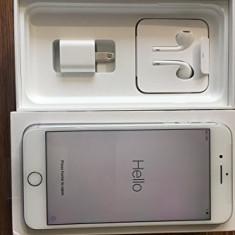 Iphone 7 Silver/ White - 32 GB, Neverlock - Telefon iPhone Apple, Argintiu