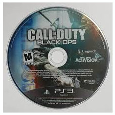 Call of duty - Black Ops - PS3 [Second hand] disc - Jocuri PS3, Shooting, 16+, Multiplayer