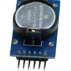 Modul DS3231, AT24C32, real time clock, ceas, Arduino