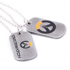 Pandantiv colier lantisor Overwatch Blizzard