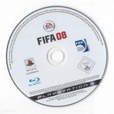 FIFA 08 - PS3 [Second hand] disc - Jocuri PS3, Sporturi, 16+, Multiplayer