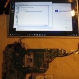 Placa de baza HP 655 , functionala , AMD E2 -1800 1.7 GHZ , DDR3 , FUNCTIONALA, DDR 3, Contine procesor