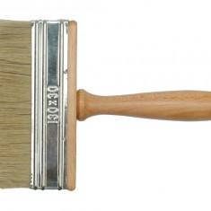 Bidinea pentru tapet 150 mm maner din lemn VOREL - Pensula