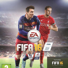 FIFA 16 - XBOX ONE [Second hand] - Jocuri Xbox One, Sporturi, 3+, Multiplayer