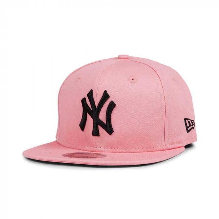 Sapca roz New Era Snapback League Essential NY (S/M si M/L) - cod 8932536