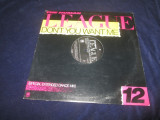 "The Human League - Don't You Want Me _ vinyl,12"" _ A&M (SUA), VINIL, A&M rec"