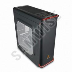 Carcasa Gaming Segotep Mevius V1 Black - Carcasa PC