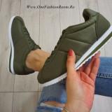 Adidasi SuperStar Green #412A - Adidasi dama