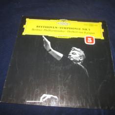 Beethoven, Herbert von Karajan - Symphonie no.5 _vinyl, LP_Deutsche Grammophon - Muzica Clasica Deutsche Grammophon, VINIL