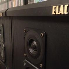 Set Boxe ELAC 8870-II- pt.Cunoscatori - 3cai/70-90 watt/Impecabile/Germany, Boxe podea, 81-120W