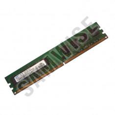 Memorie 1GB, Samsung, DDR2, 667MHz, PC-2 5300, pentru calculator desktop - Memorie RAM