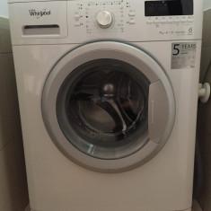 Vând mașină de spălat rufe Whirlpool