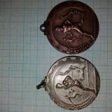 Medalii sport atletism Campionat RPR, 1950, loc 2 si 3