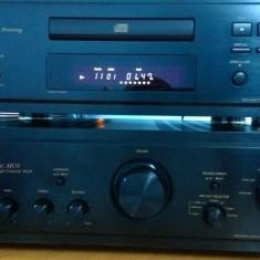 Denon PMA-1500R + Denon DCD-1550AR +Denon TU-255 - Amplificator audio
