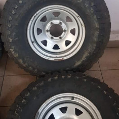 Anvelope Toyo Open Country M/T - Anvelope offroad 4x4, Latime: 125, Inaltime: 85, R16