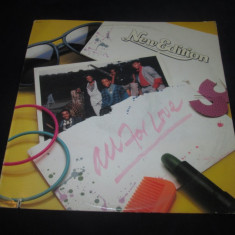 New Edition - All For Love _ vinyl,LP,album_ MCA (SUA), VINIL, MCA rec
