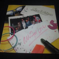 New Edition - All For Love _ vinyl, LP, album_ MCA (SUA) - Muzica Hip Hop MCA rec, VINIL