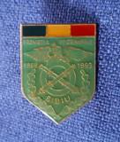 Insigna militara - Artilerie - Sibiu