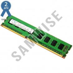 Memorie 2GB Samsung DDR3, 1333MHz, PC3-10600U - Memorie RAM