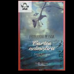 Fernando Pessoa Cartea nelinistirii Humanitas 2010
