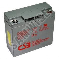 Acumulator UPS CSB Battery, 12V 80W, HRL 1280W FR