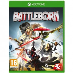BATTLEBORN - XBOX ONE [Second hand] - Jocuri Xbox One, Shooting, 18+, Multiplayer