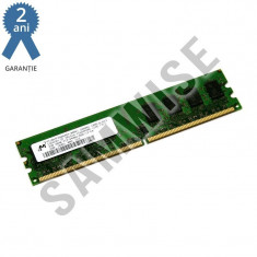 Memorie Calculator RAM 2GB MT DDR2 800MHz PC2-6400U - Memorie RAM