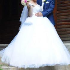 Vand rochie de mireasa tip printesa!, Rochii de mireasa printesa