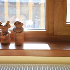Pervaze (glafuri)pentru ferestre - Fereastra