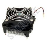 Cooler procesor COOLER MASTER, Socket LGA775, Conector 4 pini, Prindere cu suruburi